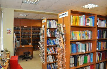 Интерьеры библиотеки 4