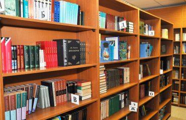 Интерьеры библиотеки 7