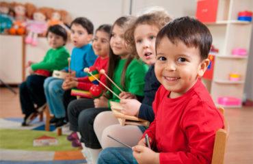 Детский сад 3-6 лет
