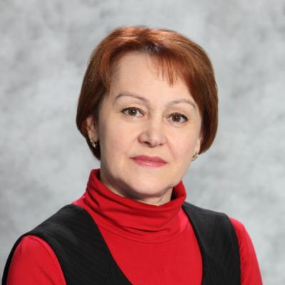 Костикова Марина Сергеевна 1