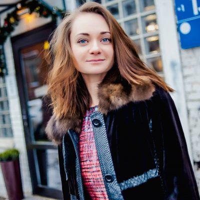 Аня Вострикова