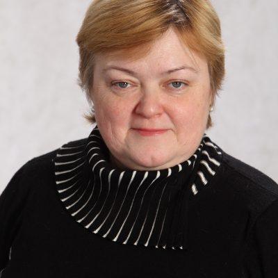 Ирина Петровна Фоломина