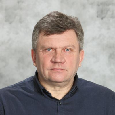 Михаил Михайлович Жабин 1