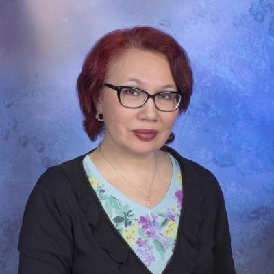 Ирина Валентиновна Красильникова