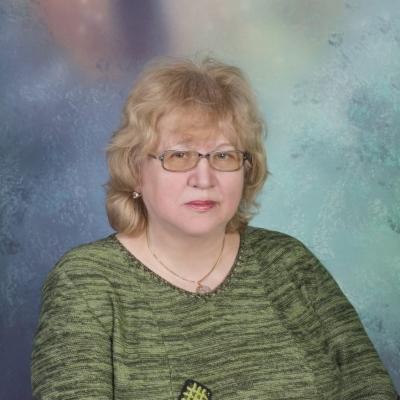 Людмила Владимировна Федотова