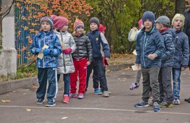 План проведения Осенней спартакиады среди 1-4 классов 2