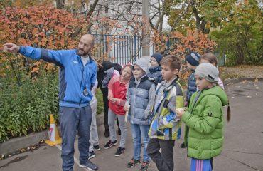 План проведения Осенней спартакиады среди 1-4 классов 8