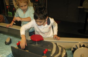 Мы посетили  музей занимательных наук