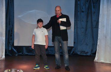 Встреча с детским писателем Валентином Юрьевичем Постниковым 9