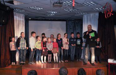 Встреча с детским писателем Валентином Юрьевичем Постниковым 11