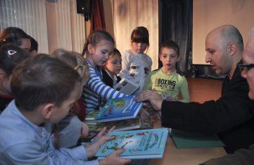 Встреча с детским писателем Валентином Юрьевичем Постниковым 15