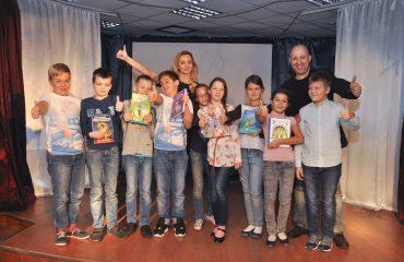Встреча с детским писателем Валентином Юрьевичем Постниковым 19