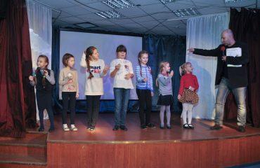 Встреча с детским писателем Валентином Юрьевичем Постниковым 5