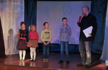 Встреча с детским писателем Валентином Юрьевичем Постниковым 6