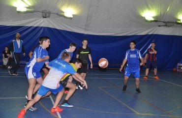 Первенство школы по баскетболу. 10