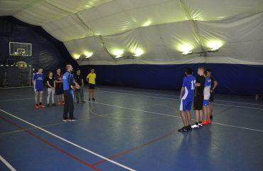 Первенство школы по баскетболу. 1