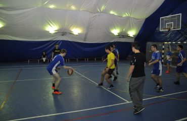 Первенство школы по баскетболу. 3