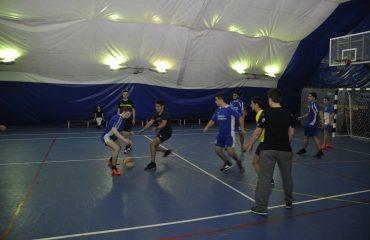 Первенство школы по баскетболу. 4
