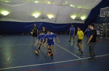 Первенство школы по баскетболу. 5