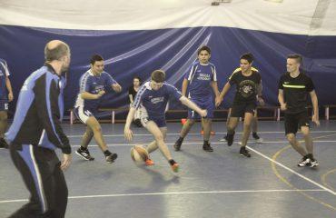 Первенство школы по баскетболу. 6