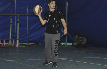 Первенство школы по баскетболу. 7