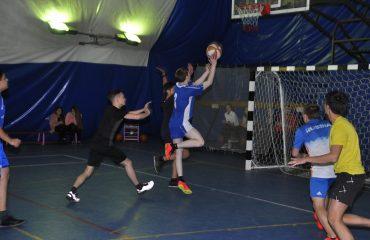 Первенство школы по баскетболу. 8