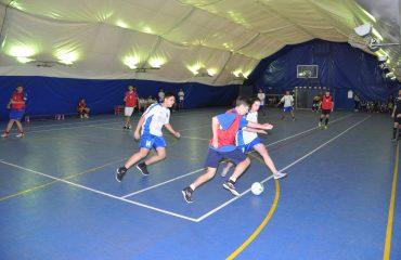Соревнования по мини-футболу, посвященные 25-летию школы «Премьер» 9