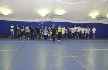 Соревнования по мини-футболу, посвященные 25-летию школы «Премьер» 11