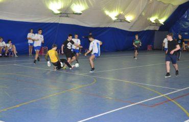 Соревнования по мини-футболу, посвященные 25-летию школы «Премьер» 12