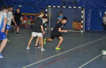 Соревнования по мини-футболу, посвященные 25-летию школы «Премьер» 13
