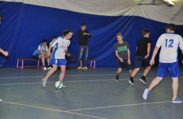 Соревнования по мини-футболу, посвященные 25-летию школы «Премьер» 14