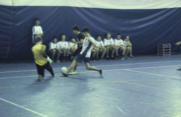 Соревнования по мини-футболу, посвященные 25-летию школы «Премьер» 15