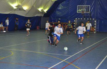 Соревнования по мини-футболу, посвященные 25-летию школы «Премьер» 16