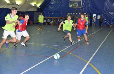 Соревнования по мини-футболу, посвященные 25-летию школы «Премьер» 17