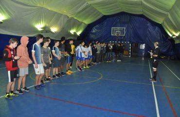 Соревнования по мини-футболу, посвященные 25-летию школы «Премьер» 18