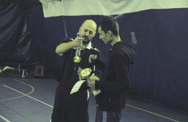 Соревнования по мини-футболу, посвященные 25-летию школы «Премьер» 19