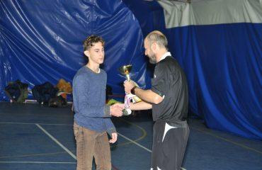 Соревнования по мини-футболу, посвященные 25-летию школы «Премьер» 20