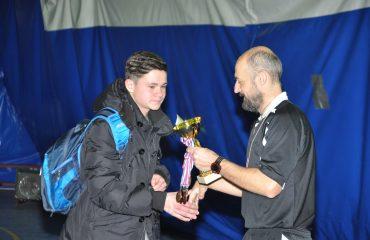 Соревнования по мини-футболу, посвященные 25-летию школы «Премьер» 21