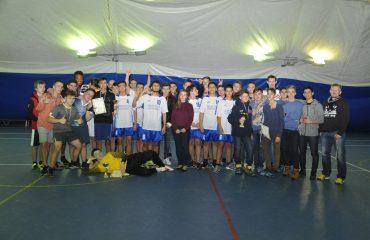 Соревнования по мини-футболу, посвященные 25-летию школы «Премьер» 23