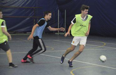 Соревнования по мини-футболу, посвященные 25-летию школы «Премьер»