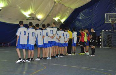 Соревнования по мини-футболу, посвященные 25-летию школы «Премьер» 3