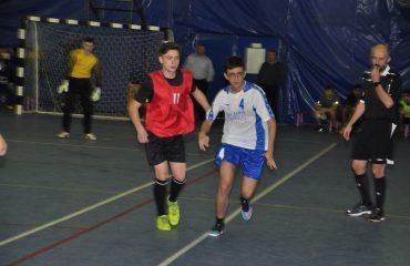 Соревнования по мини-футболу, посвященные 25-летию школы «Премьер» 5