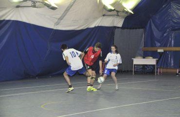 Соревнования по мини-футболу, посвященные 25-летию школы «Премьер» 7