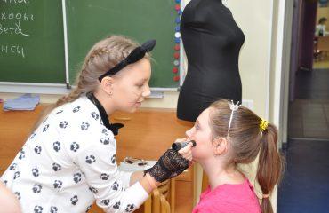 В школе «Премьер» состоялся квест, посвященный году российского кино. 14