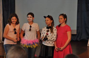 В школе «Премьер» состоялся квест, посвященный году российского кино. 19
