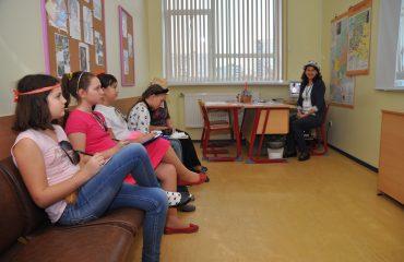 В школе «Премьер» состоялся квест, посвященный году российского кино. 2