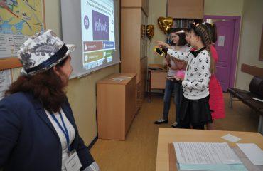 В школе «Премьер» состоялся квест, посвященный году российского кино. 5