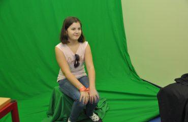 В школе «Премьер» состоялся квест, посвященный году российского кино. 6