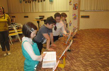 13 декабря ученики 3-го класса стали гостями детской библиотеки № 109 3