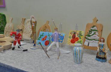 Выставка декоративно-прикладного творчества 14